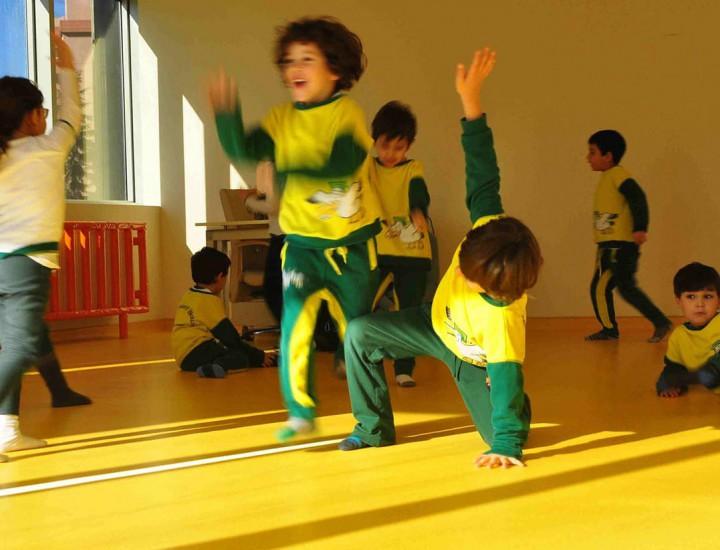 Lerna Babikyan'la Yaratıcı Dans