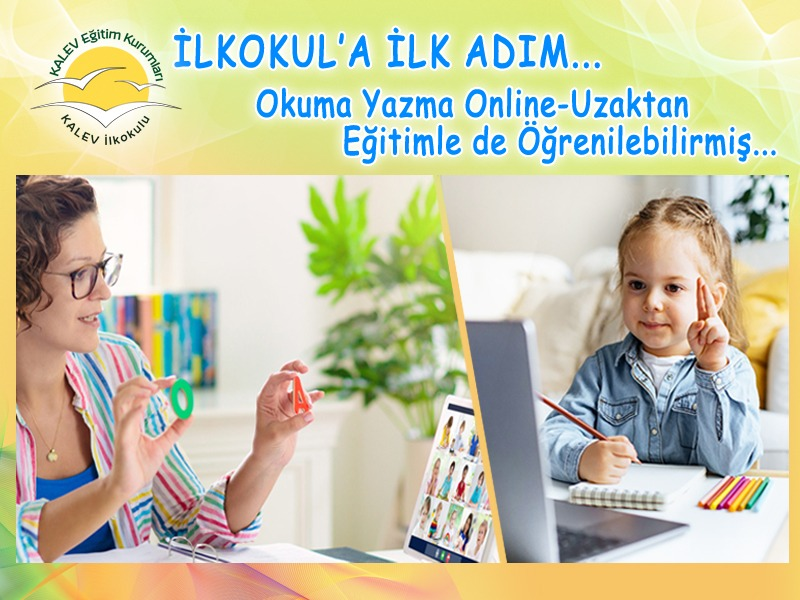 Okula Ilk Adim